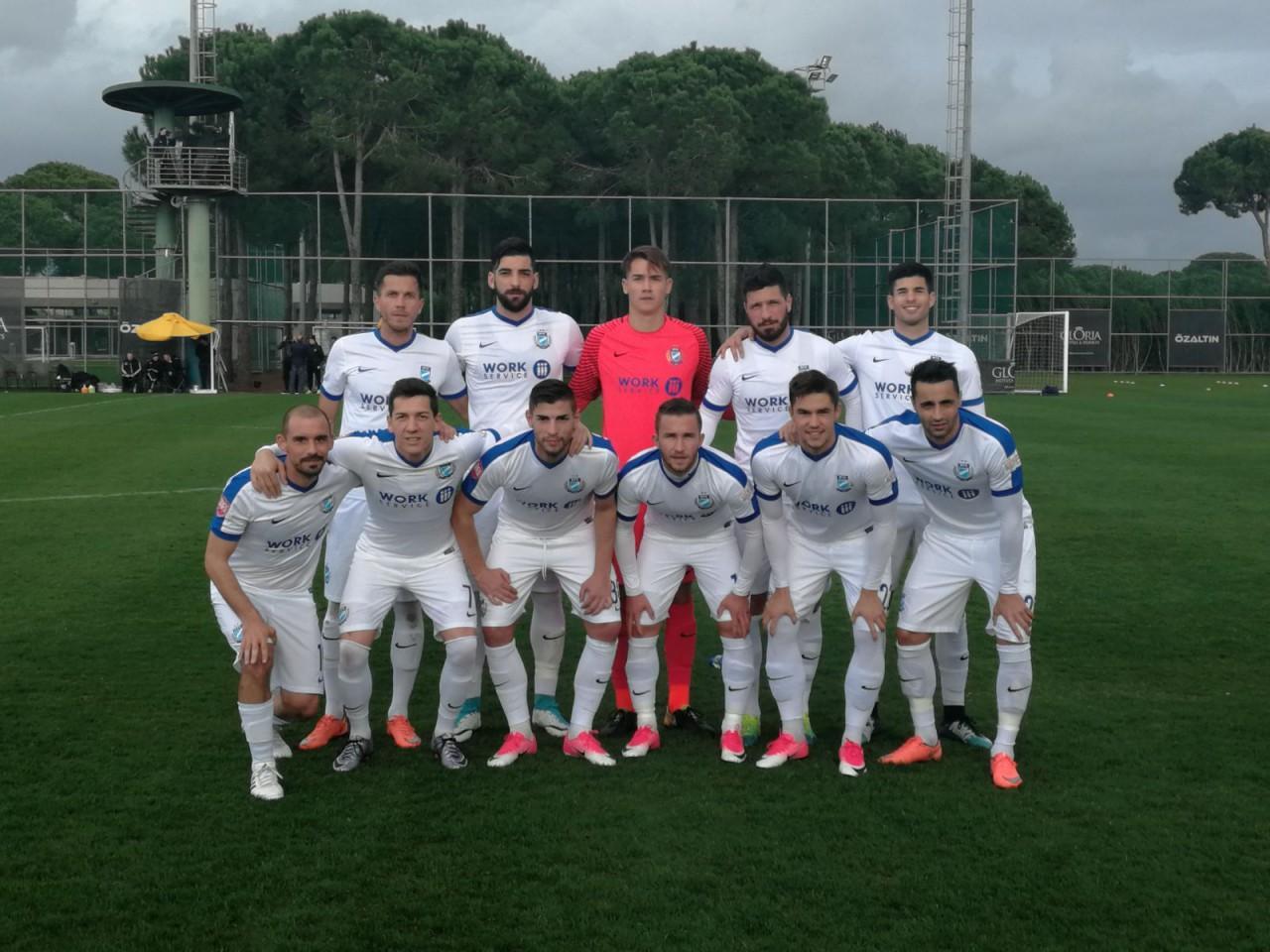 FK Kajrat Almati-MTK Budapest (VIDEÓ)