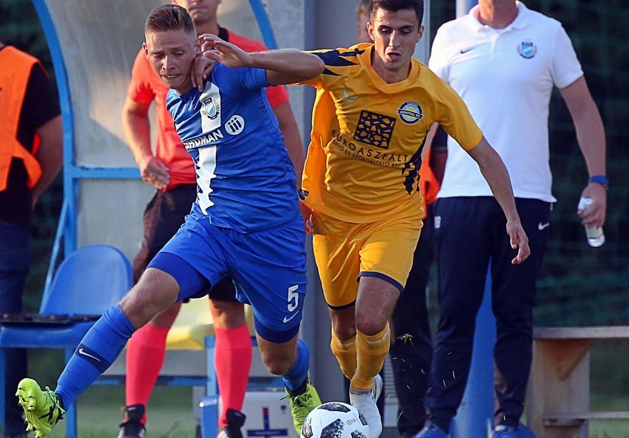 Bese és Nagy Zsombor is az U21-es válogatottban