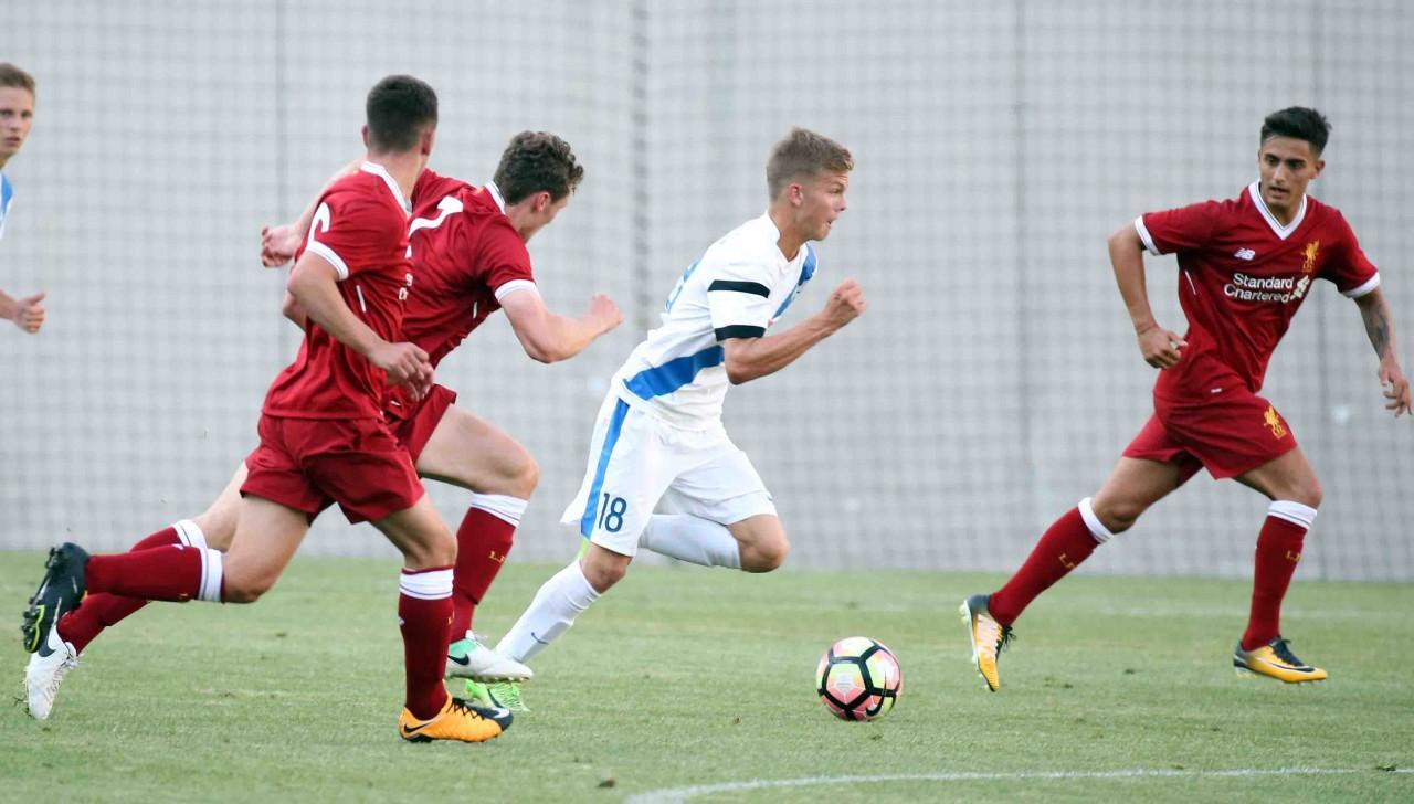 MTK Budapest II. - Liverpool FC U23 2-5 (2-3) (GALÉRIA)