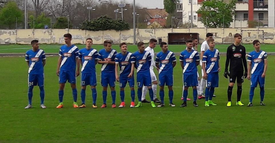 MTK Budapest II. - RKSK 2-0 (0-0)