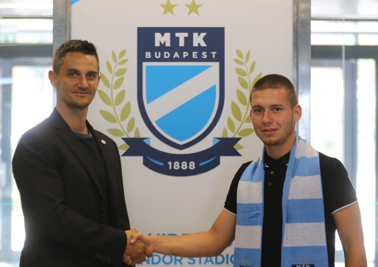 Fontos megállapodások: Kata profi szerződést írt alá, Zuigeber hosszabbított (GALÉRIA)