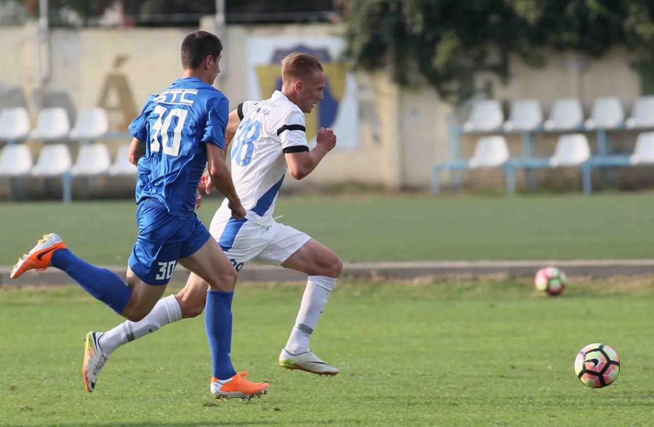 MTK Budapest II - Nyírbátori FC 3-1 (0-1)