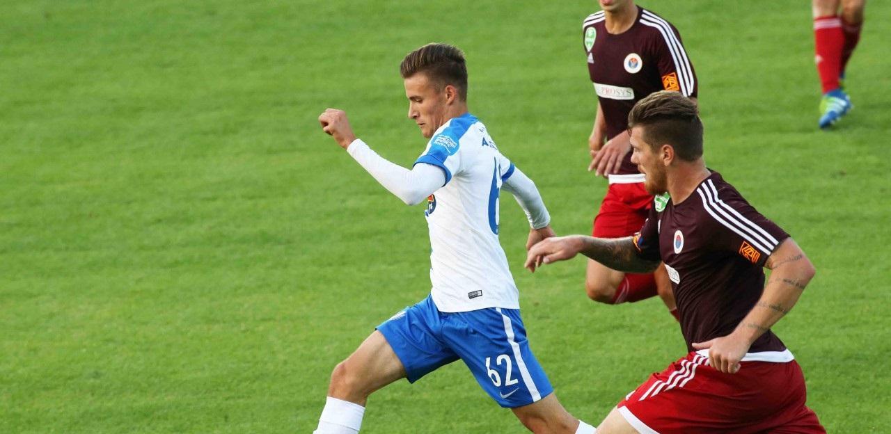 ESMTK - MTK Budapest II 0-3 (0-0)