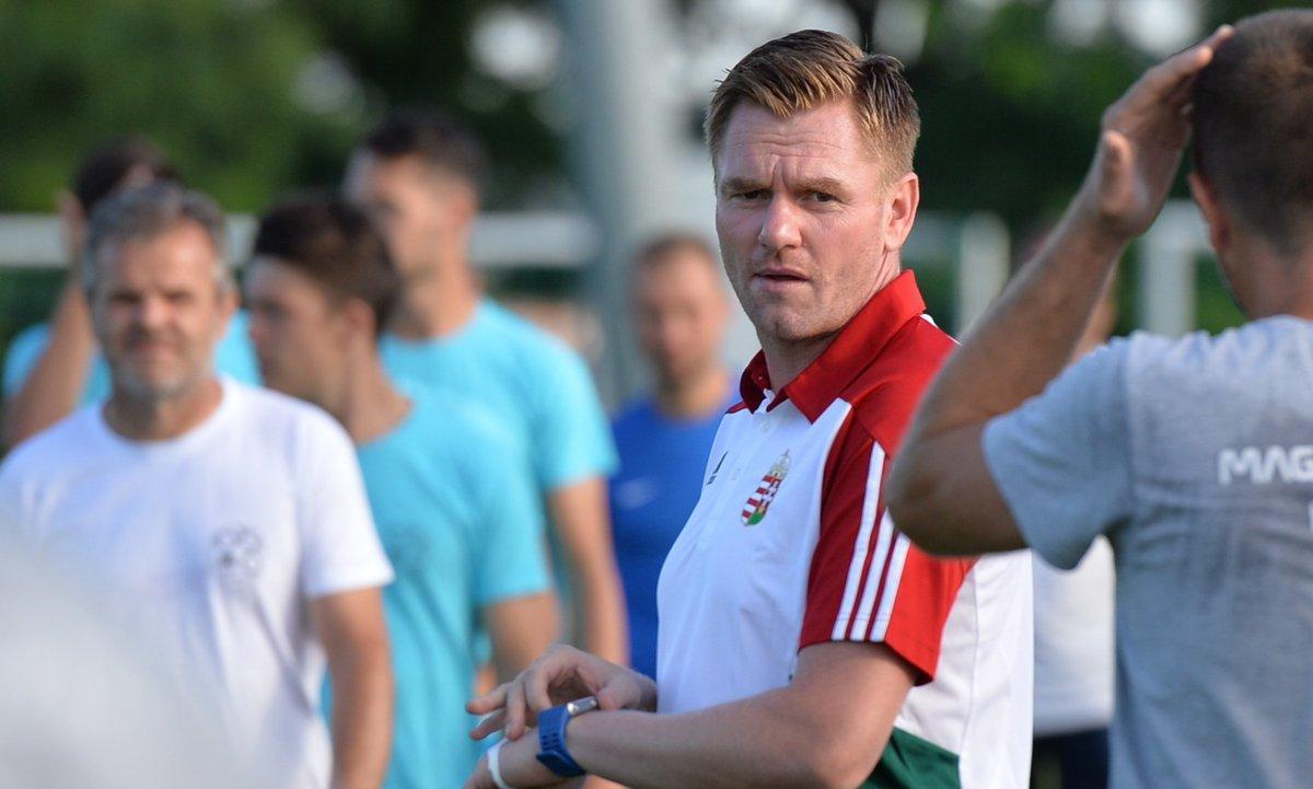 Új edző az MTK-nál: Michael Boris veszi át a felnőtt csapat irányítását
