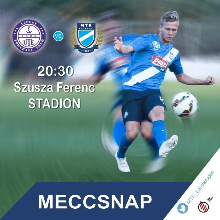 Újpest FC - MTK Budapest