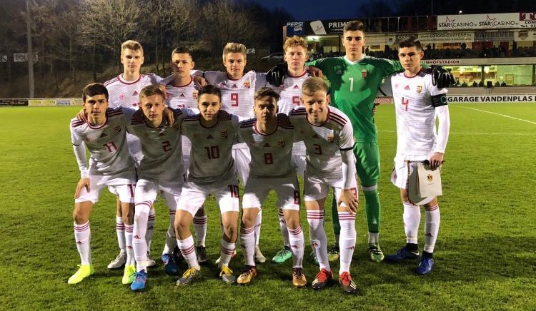 Hat játékosunk az U16-os válogatottban