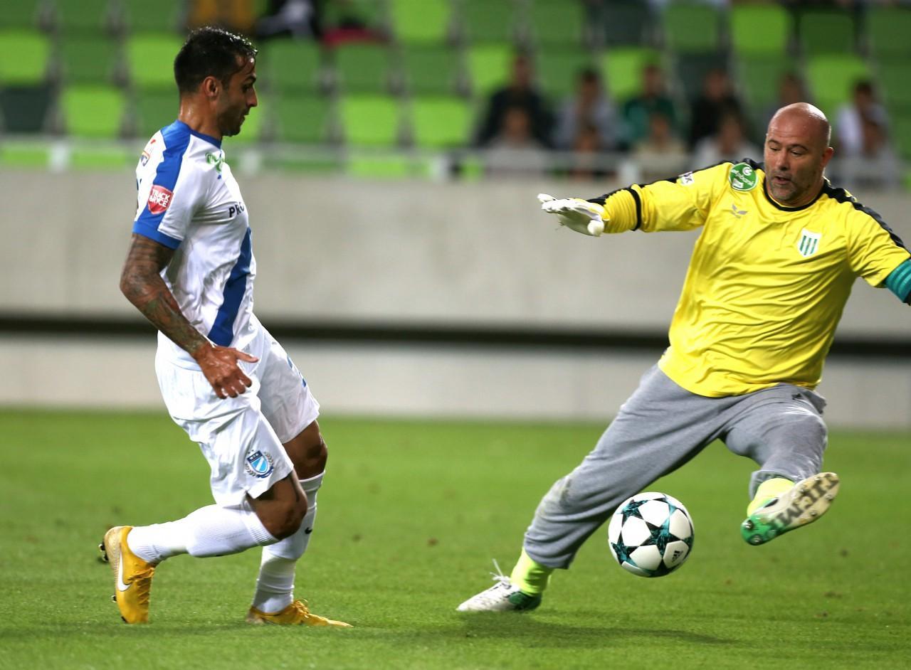 Közvetítés: Haladás - MTK Budapest 1-0