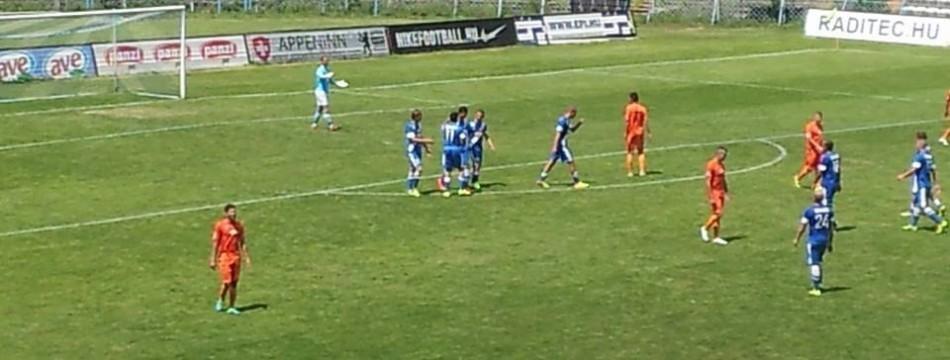 2-0 Balmazújváros ellen