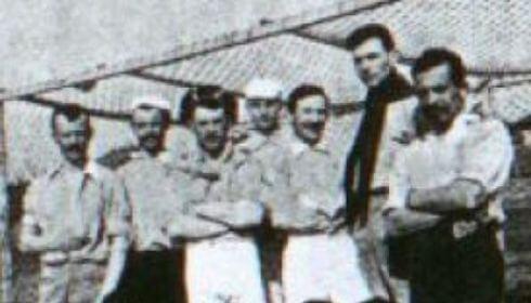 Ezen napon alakult meg egyesületünk labdarúgó szakosztálya
