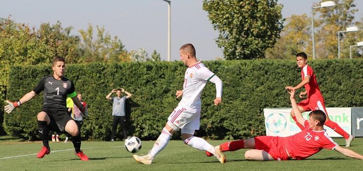 U17: Hazai elitkör játékosainkkal az Eb részvételért