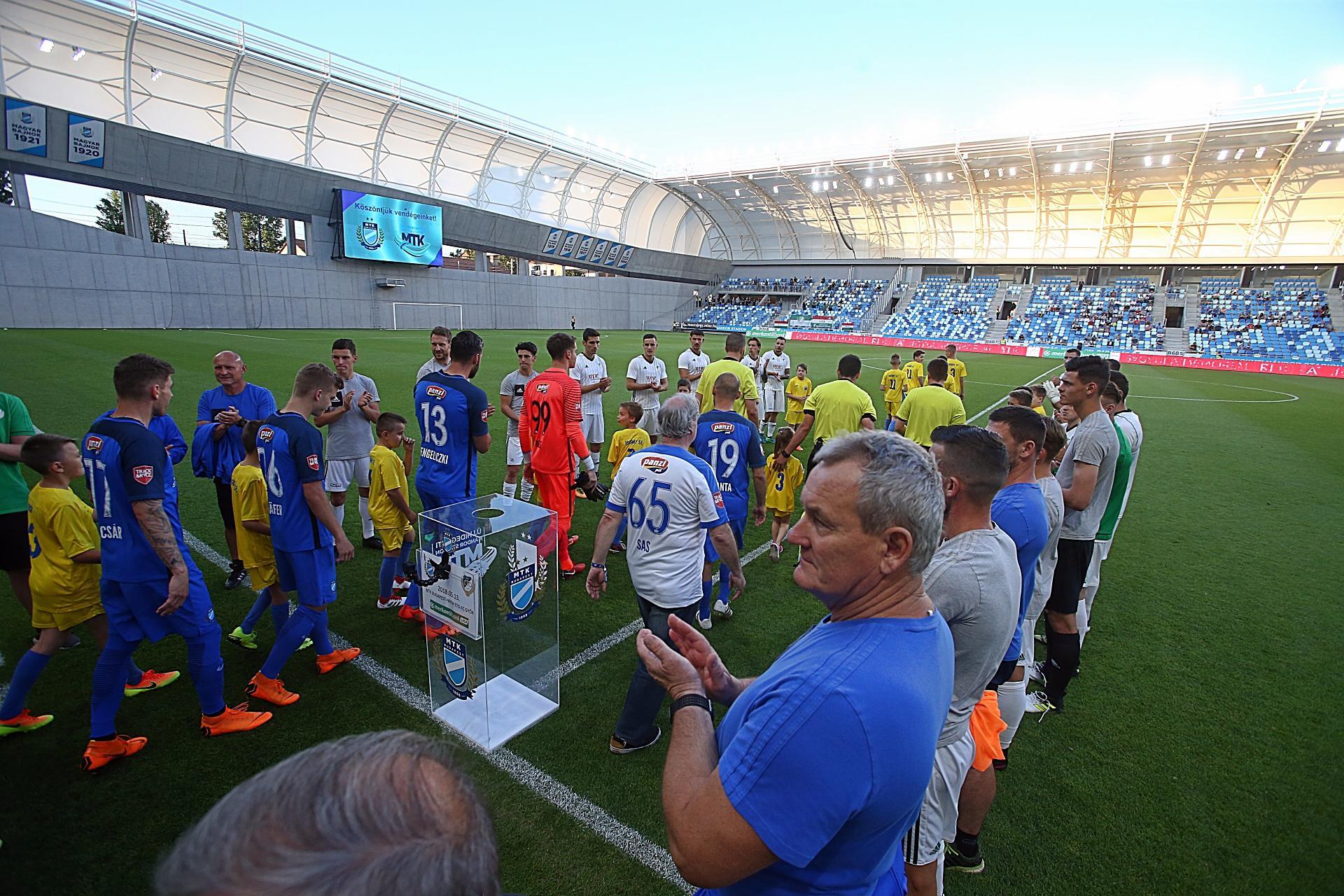 BEMUTATJUK SZERDAI ELLENFELÜNKET: AMIT A WKW ETO FC GYŐRRŐL TUDNI KELL