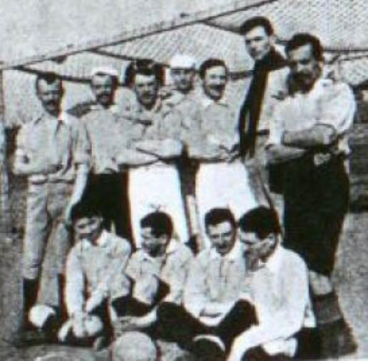 118 éve alakult meg a labdarúgó szakosztályunk