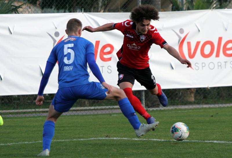 Itt nézheted vissza az FK Qabala elleni meccset (videó)
