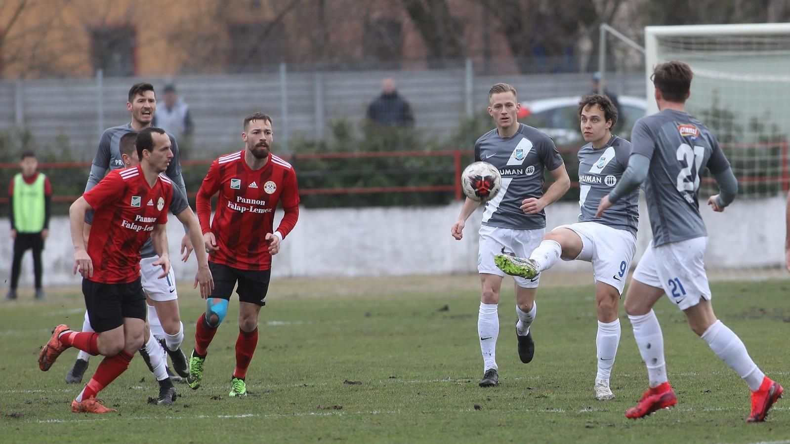 Dorogi FC-MTK Budapest 0-1 (0-1) összefoglaló (VIDEÓ)