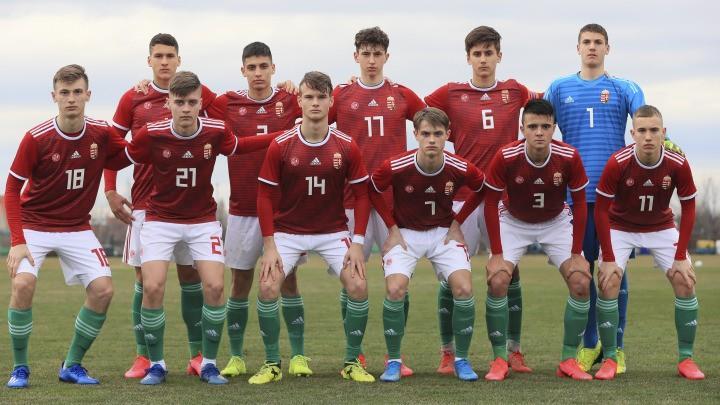 Két játékosunk is pályára lépett az U16-os válogatottban