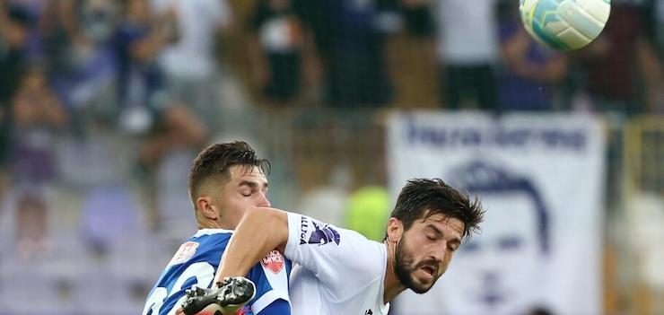 Közvetítés: Újpest FC - MTK Budapest 0-0