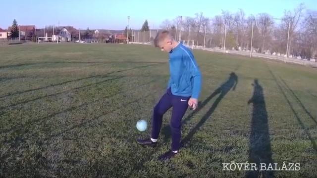 Újabb videóban mutatjuk be, hogyan készülnek egyénileg U14-es játékosaink