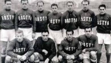 Ezen a napon nyerte meg csapatunk az első alkalommal kiírt Magyar Népköztársasági Kupát