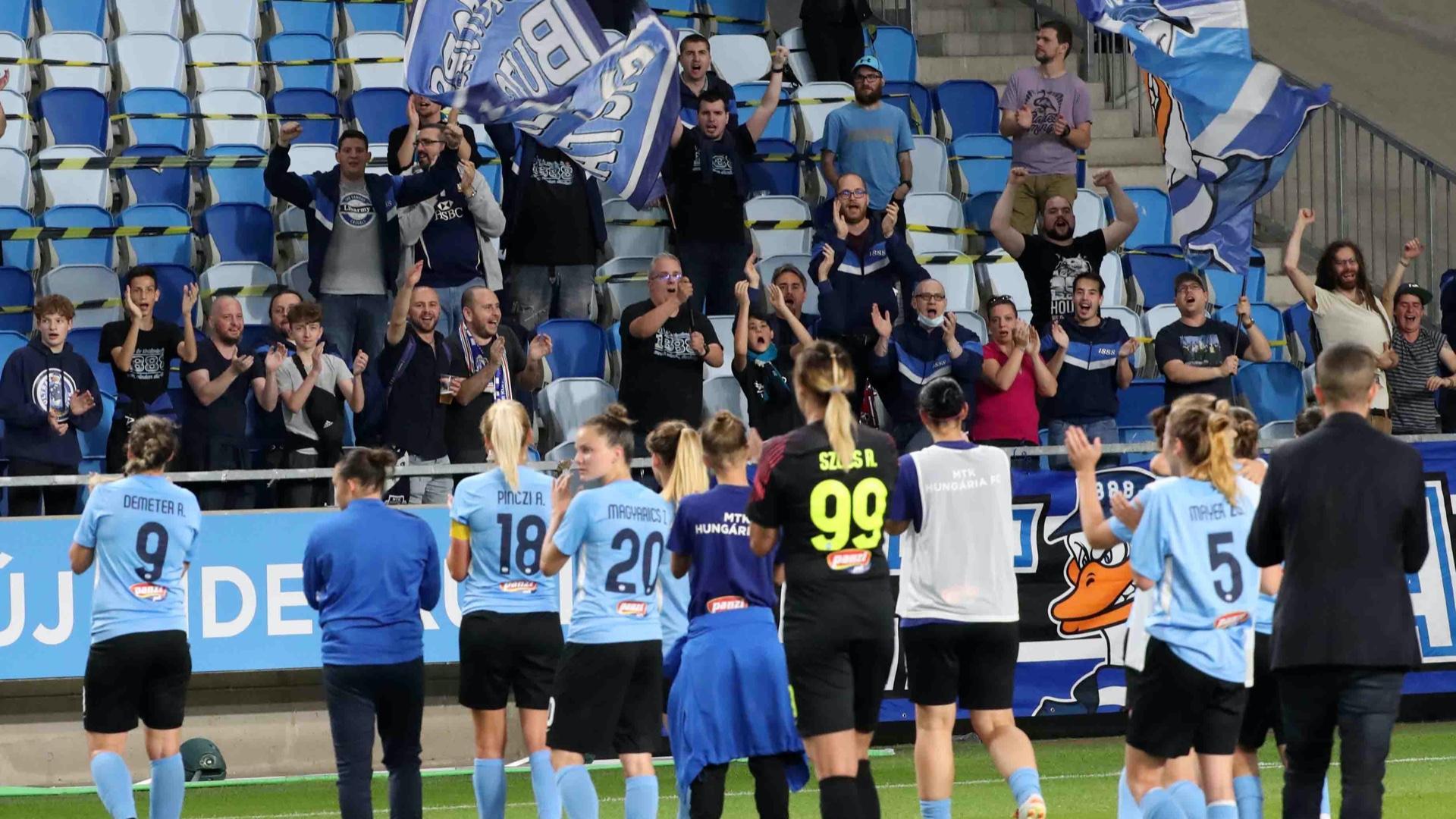 Összefoglaló: MTK Hungária FC - FTC-Telekom 2-1 (Videó)