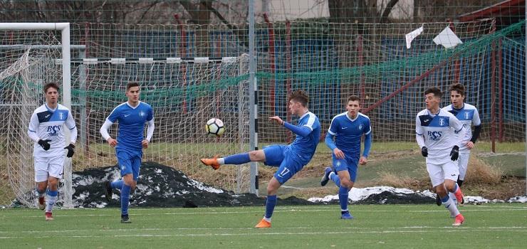U19: Vállalható vereség a Monor ellen (GALÉRIA)