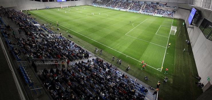 Szombaton lesz a stadion bejáratainak névadóünnepsége