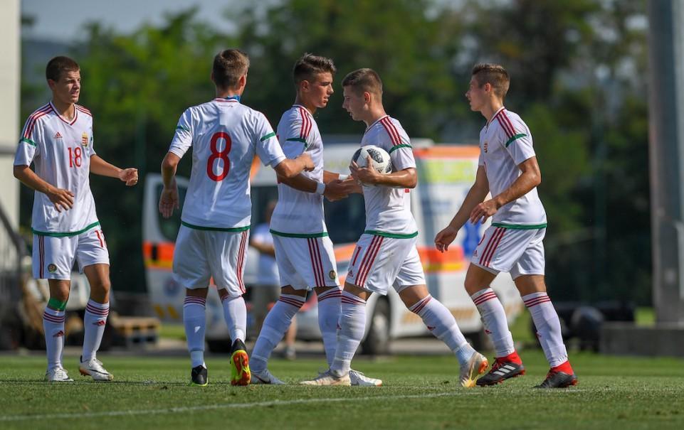Négy játékosunk bizonyíthat az U17-es válogatottban