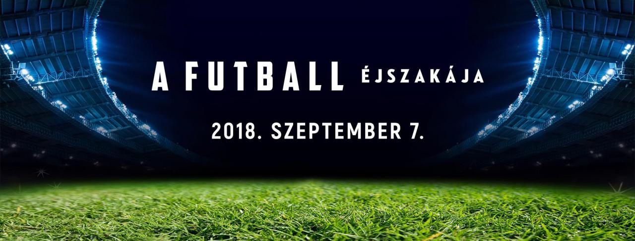 Péntek: a Futball Éjszakája