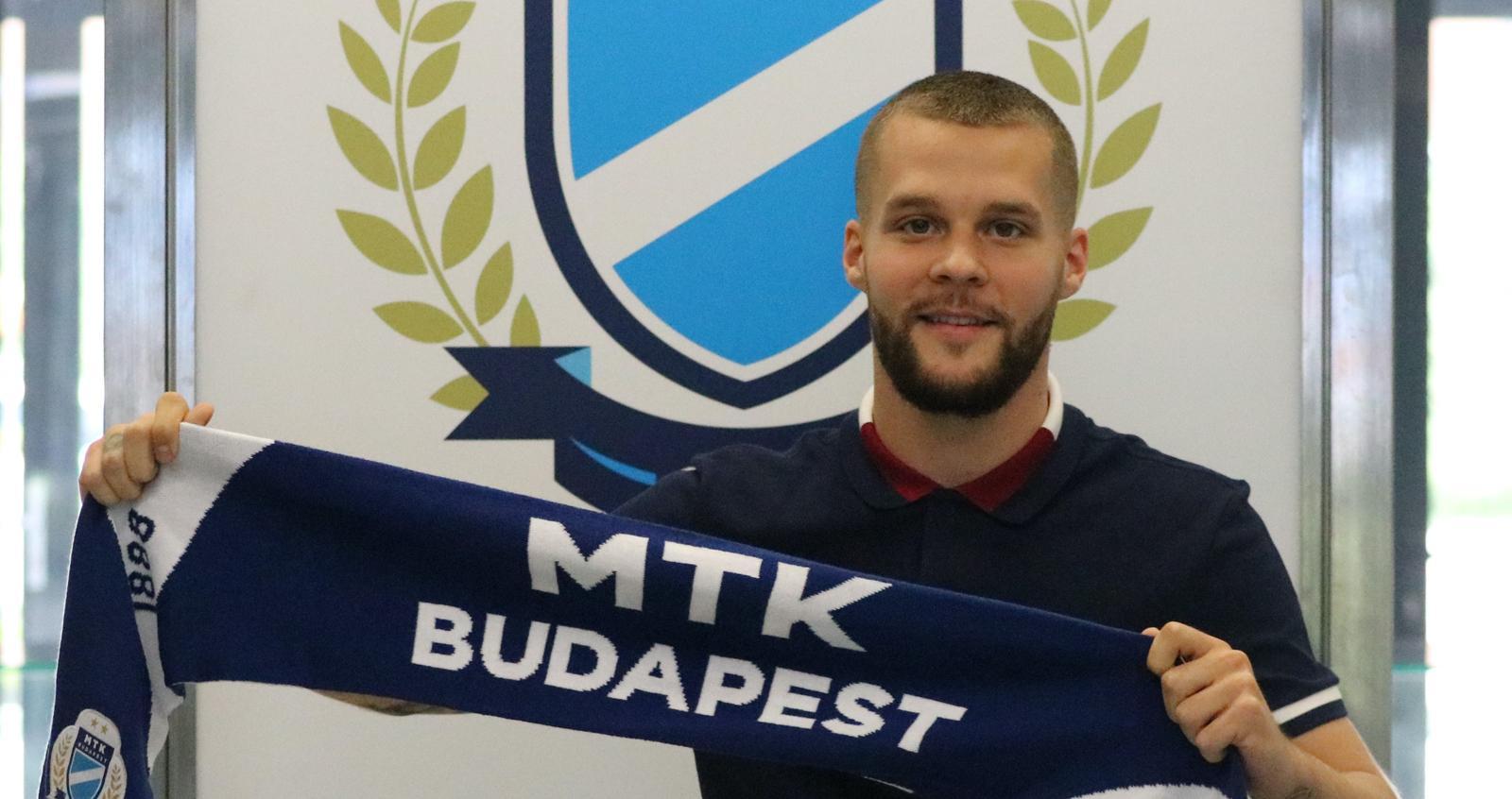 """Hollandiából igazoltunk magyar játékost - """"Fontos szereplője lesz a jövő MTK-jának"""""""