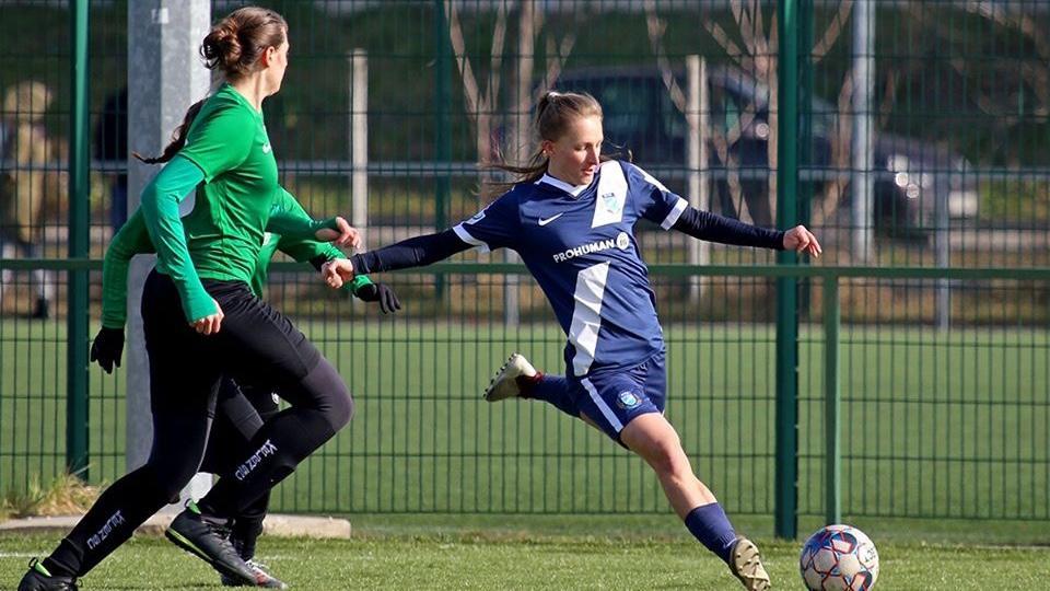 Simple Női Liga: Kilenc gólt hozó meccsen győzelemmel zártuk az évet