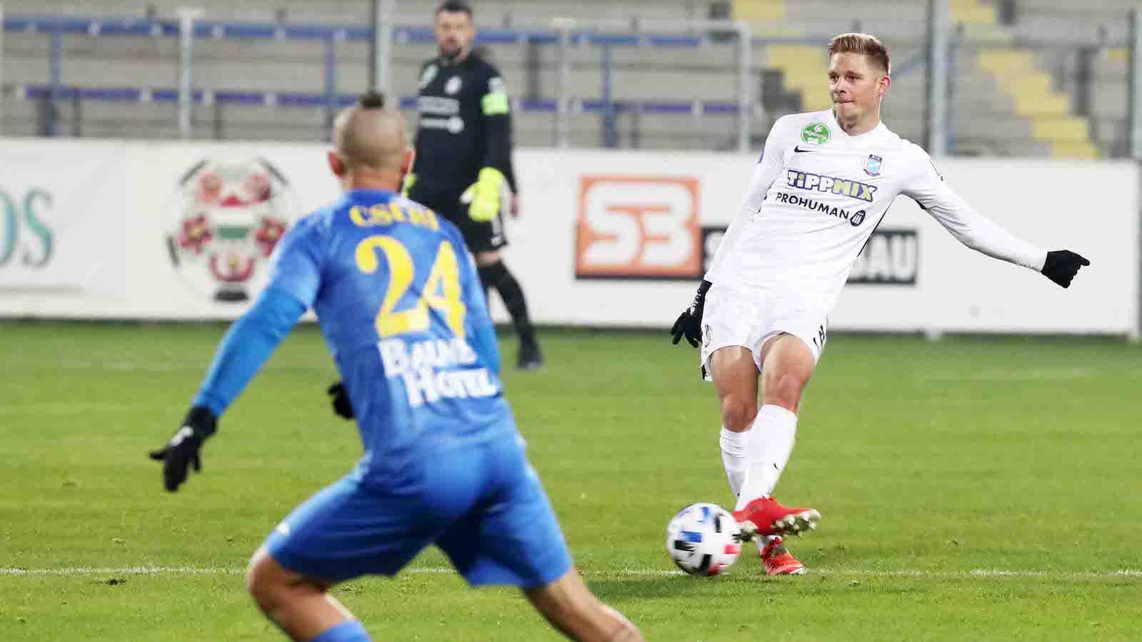 Élőképes közvetítés a Mezőkövesd FC elleni mérkőzésről