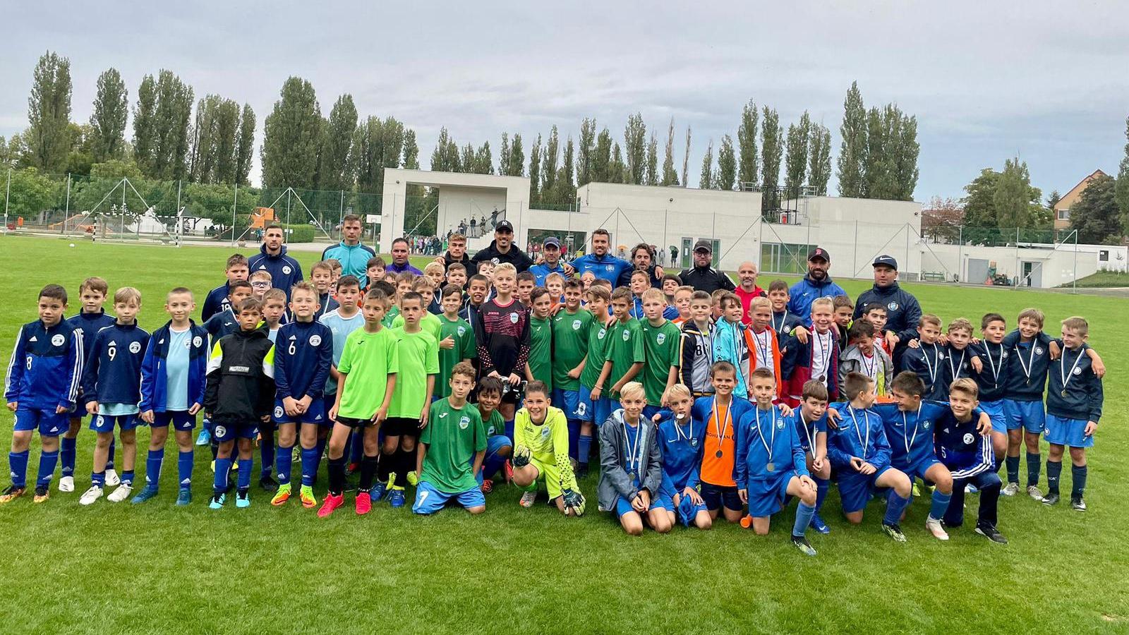 Megrendeztük a 2021/2022-es szezon első partneregyesületi tornáját
