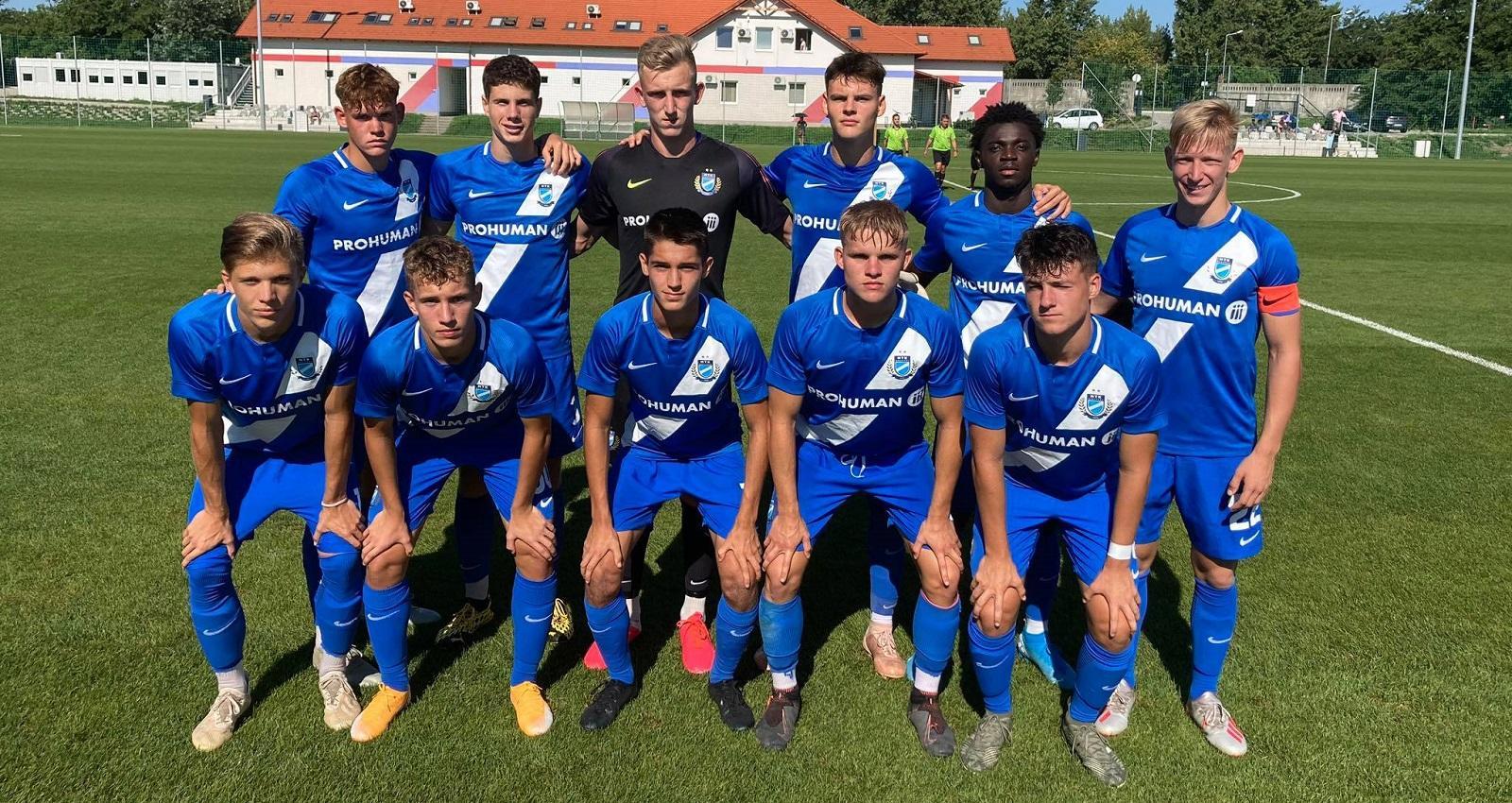 U19: Sikeres fehérvári főpróba