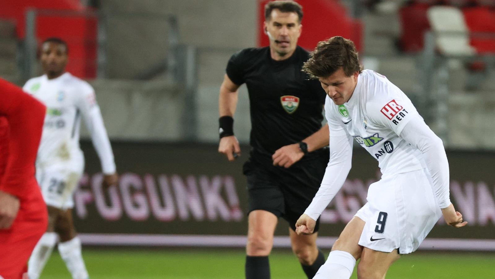 DVTK - MTK Budapest 0-0 összefoglaló (videó)