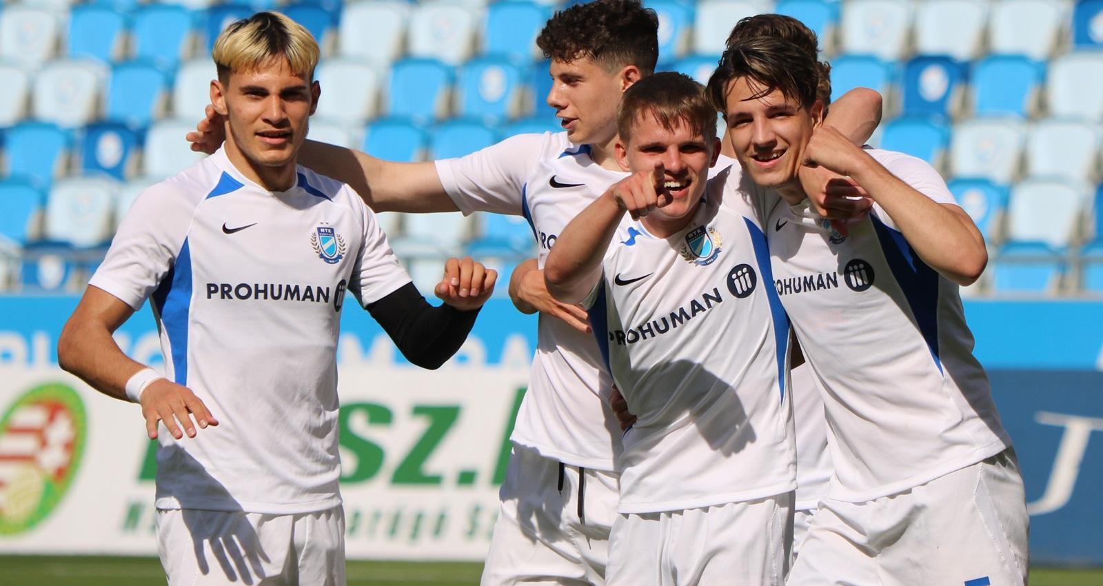 U19: Győzelem az Új Hidegkuti Nándor Stadionban (GALÉRIA)