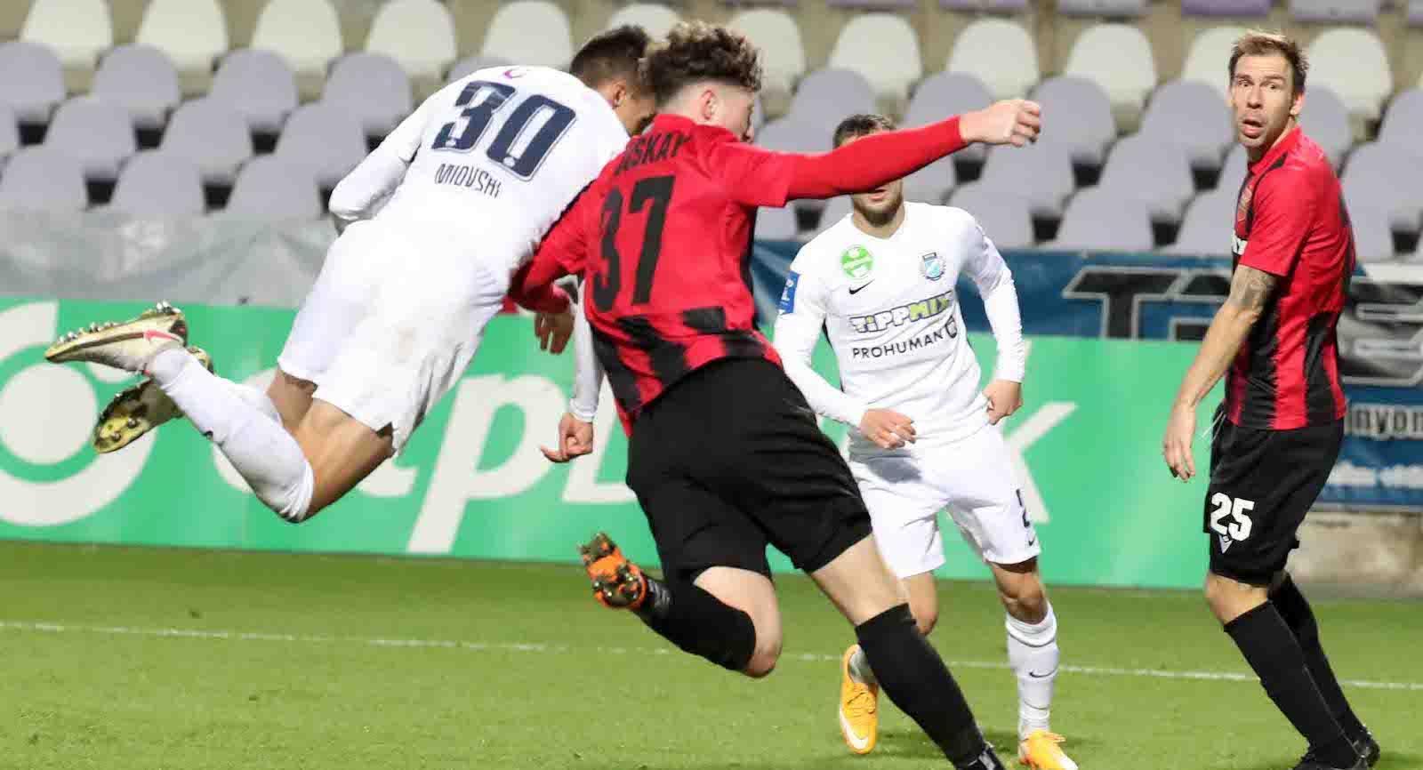 Miovski a forduló válogatottjaiban