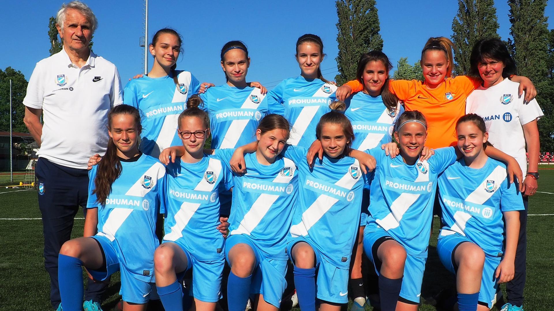 Bajnok lett U14-es csapatunk