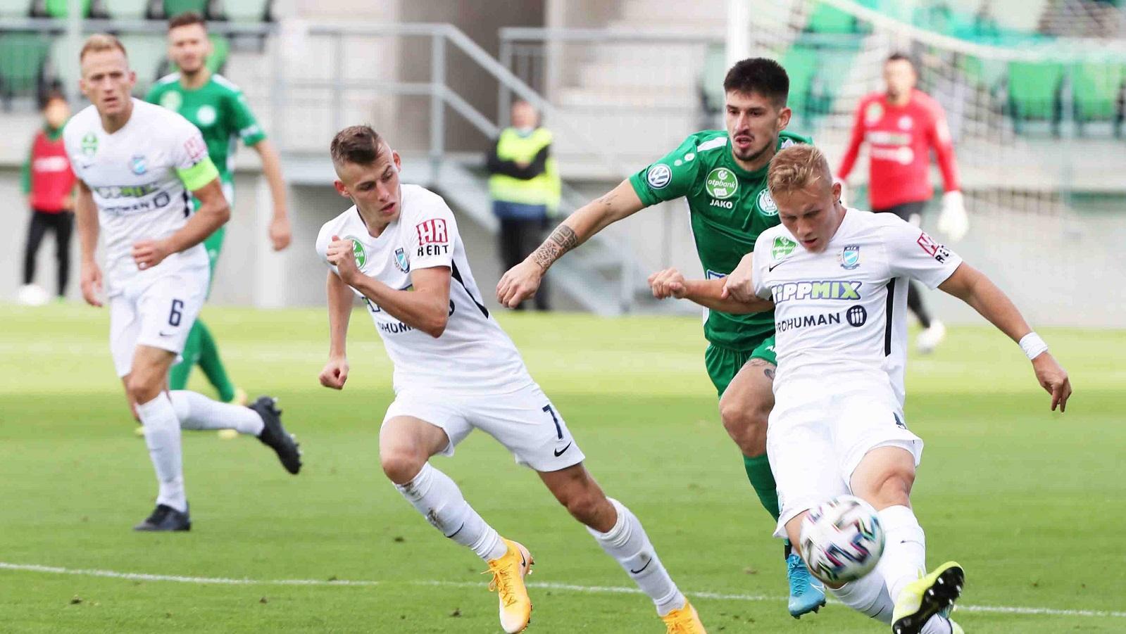 Képgaléria: Paksi FC - MTK Budapest 4-0 (1-0)