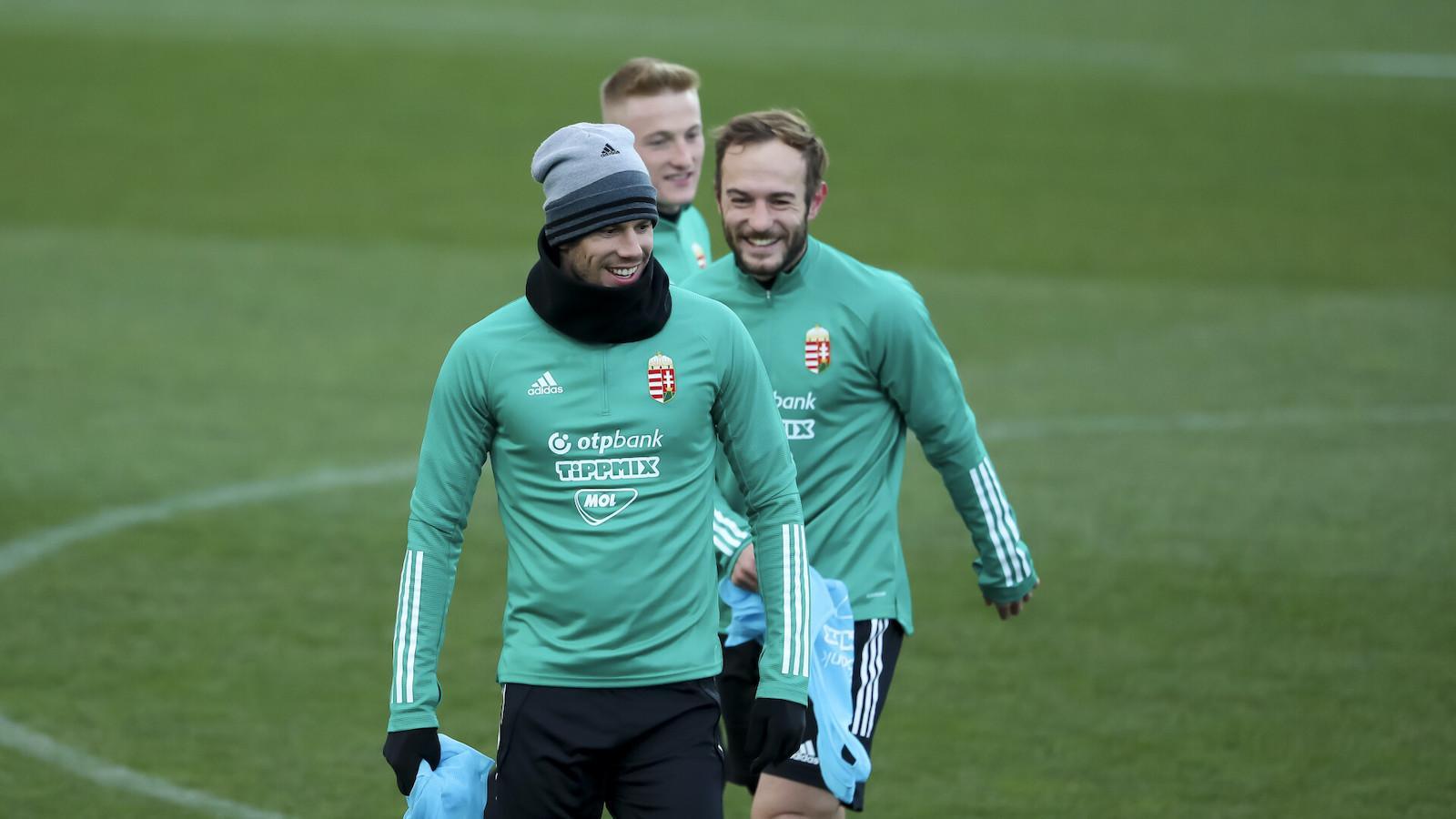 Varga és Alho is játszott a válogatottban