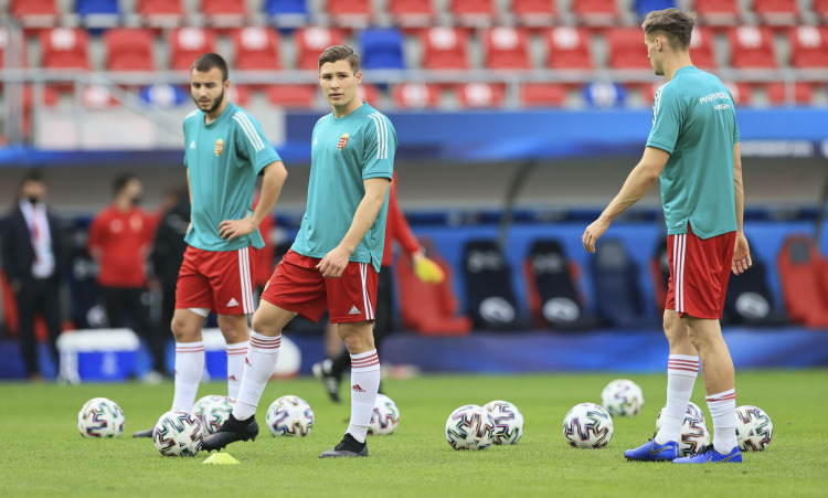 U21-es válogatott: Mezei és Varju meghívót kapott az Eb-selejtezőkre