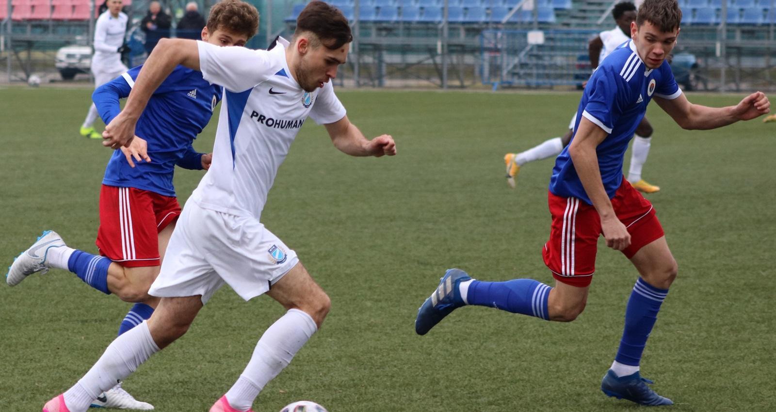 U19: Vereség az utolsó pótolt meccsen (GALÉRIA)