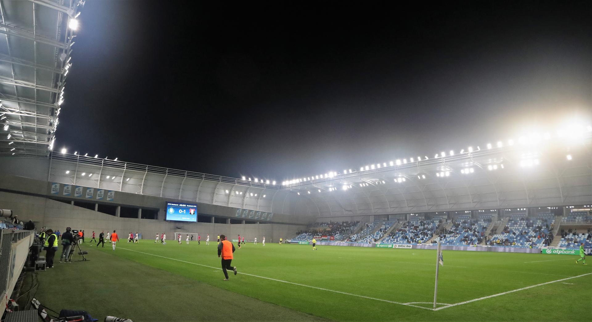 4 éves lett az Új Hidegkuti Nándor Stadion
