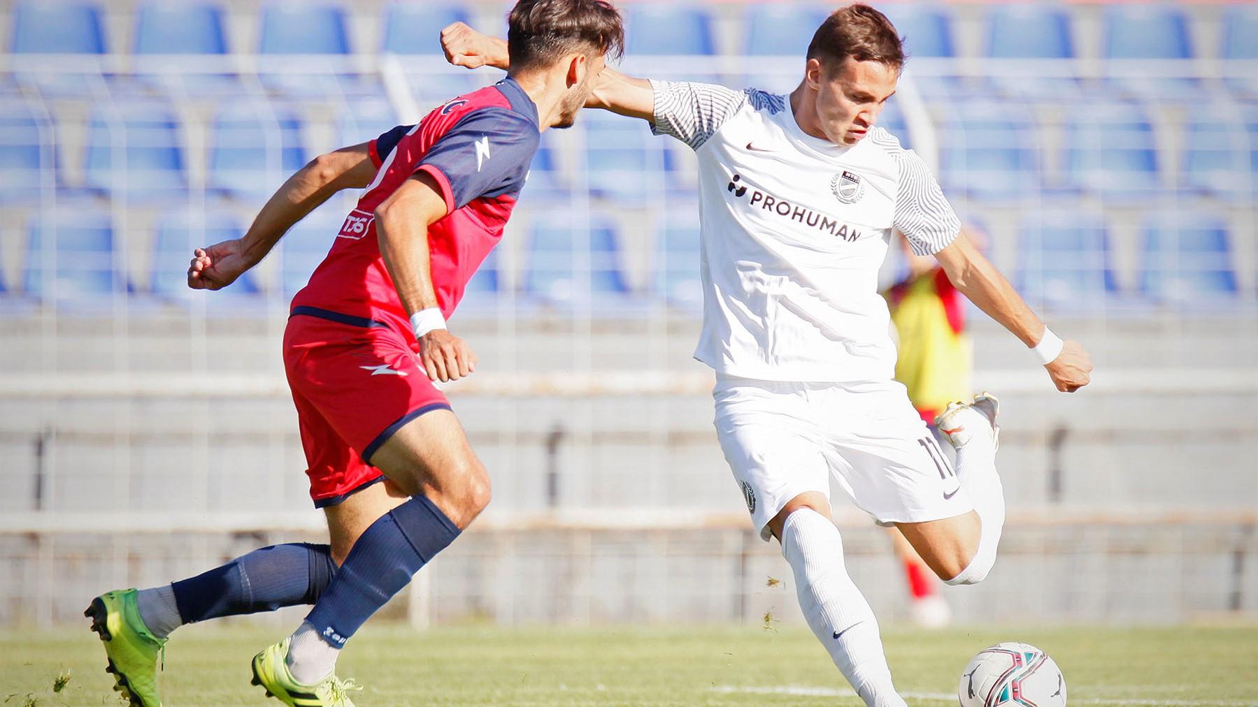 Drljo ismét U21-es válogatott meghívót kapott