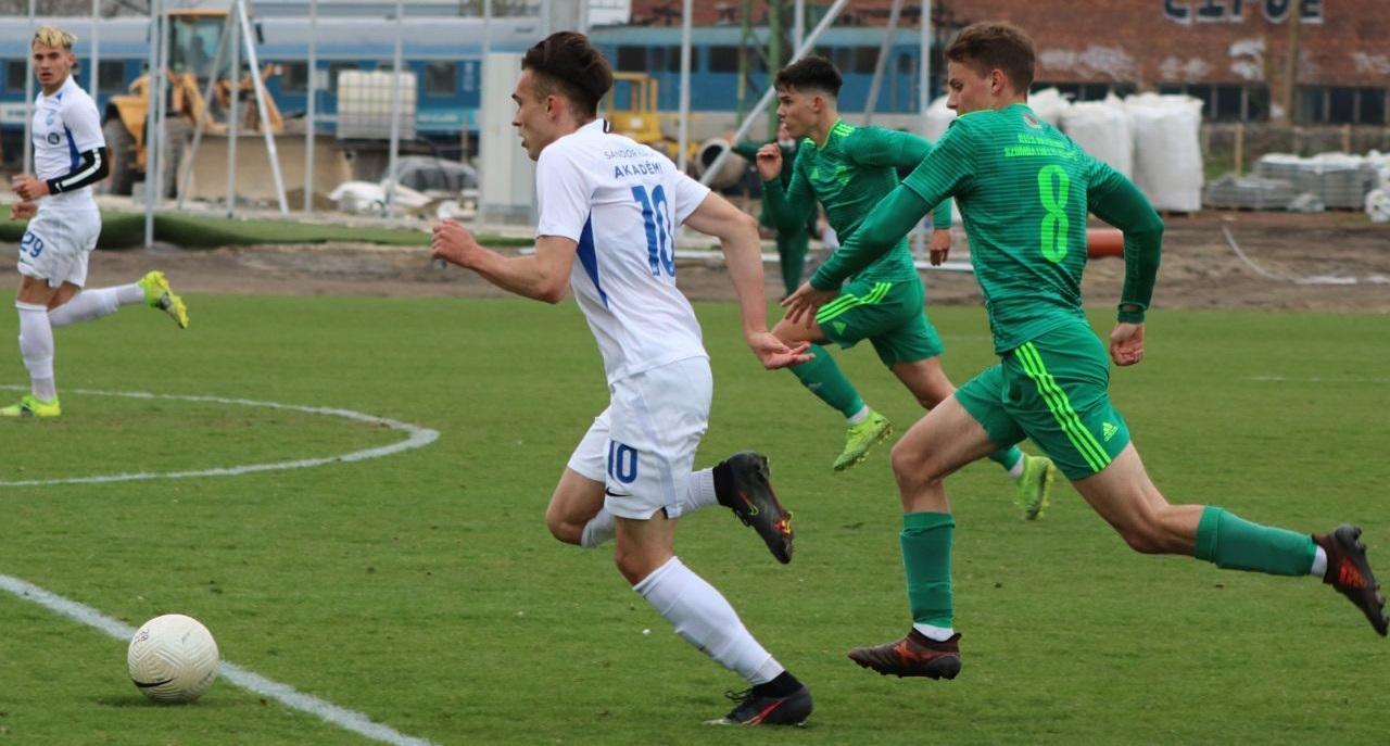 U19: Kellemetlen stílusú ellenféllel szemben sikerült nyernünk