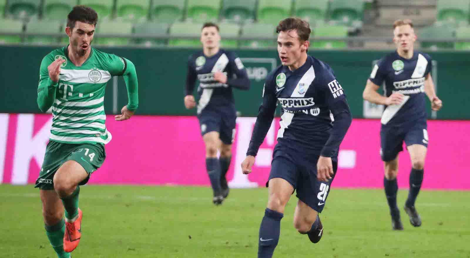Drljóra ismét számítanak az U21-es válogatottnál