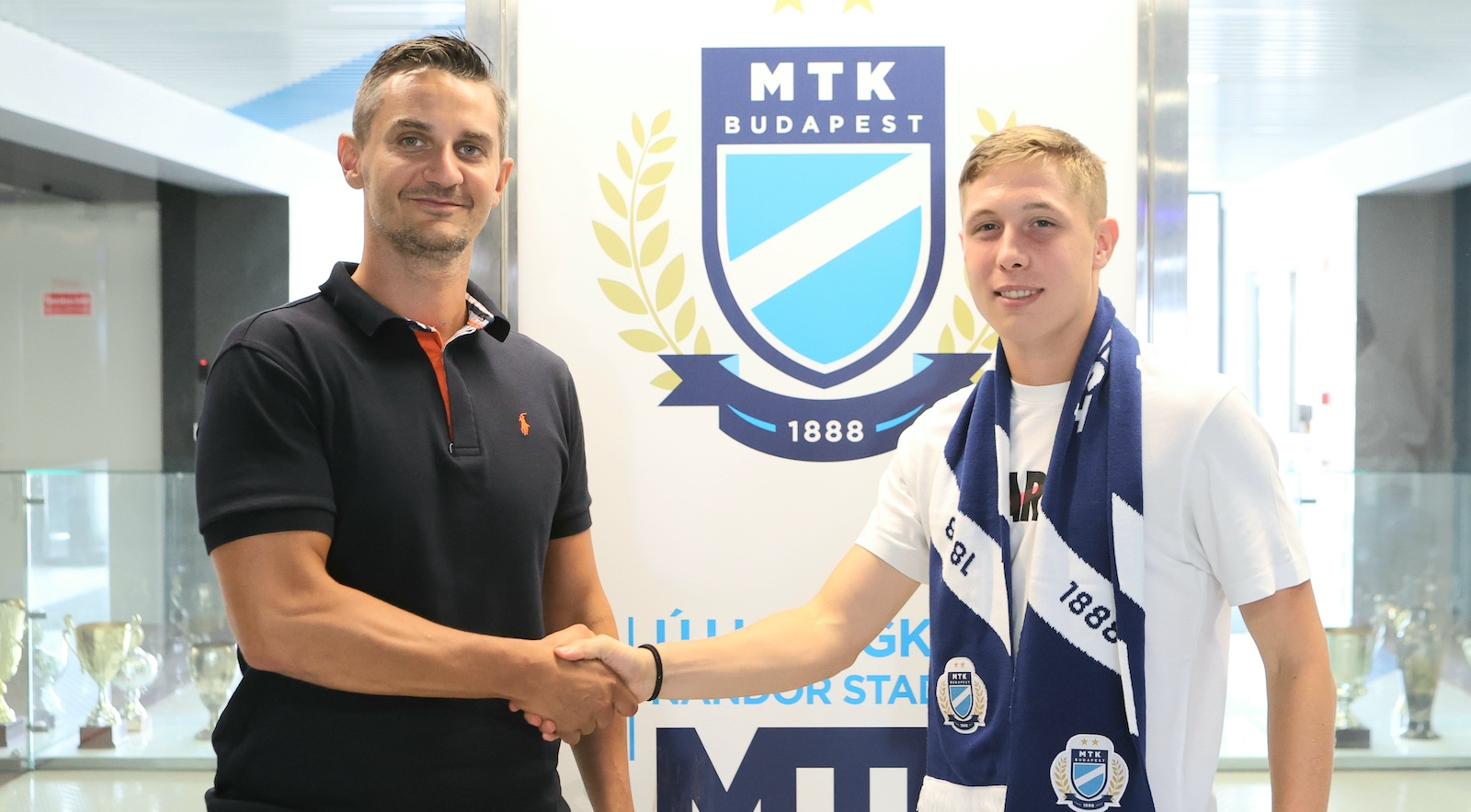 Kosznovszky újra az MTK-ban!