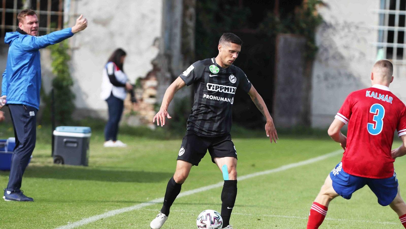 MTK Budapest - Vasas FC 4-2 (1-1) összefoglaló (videó)