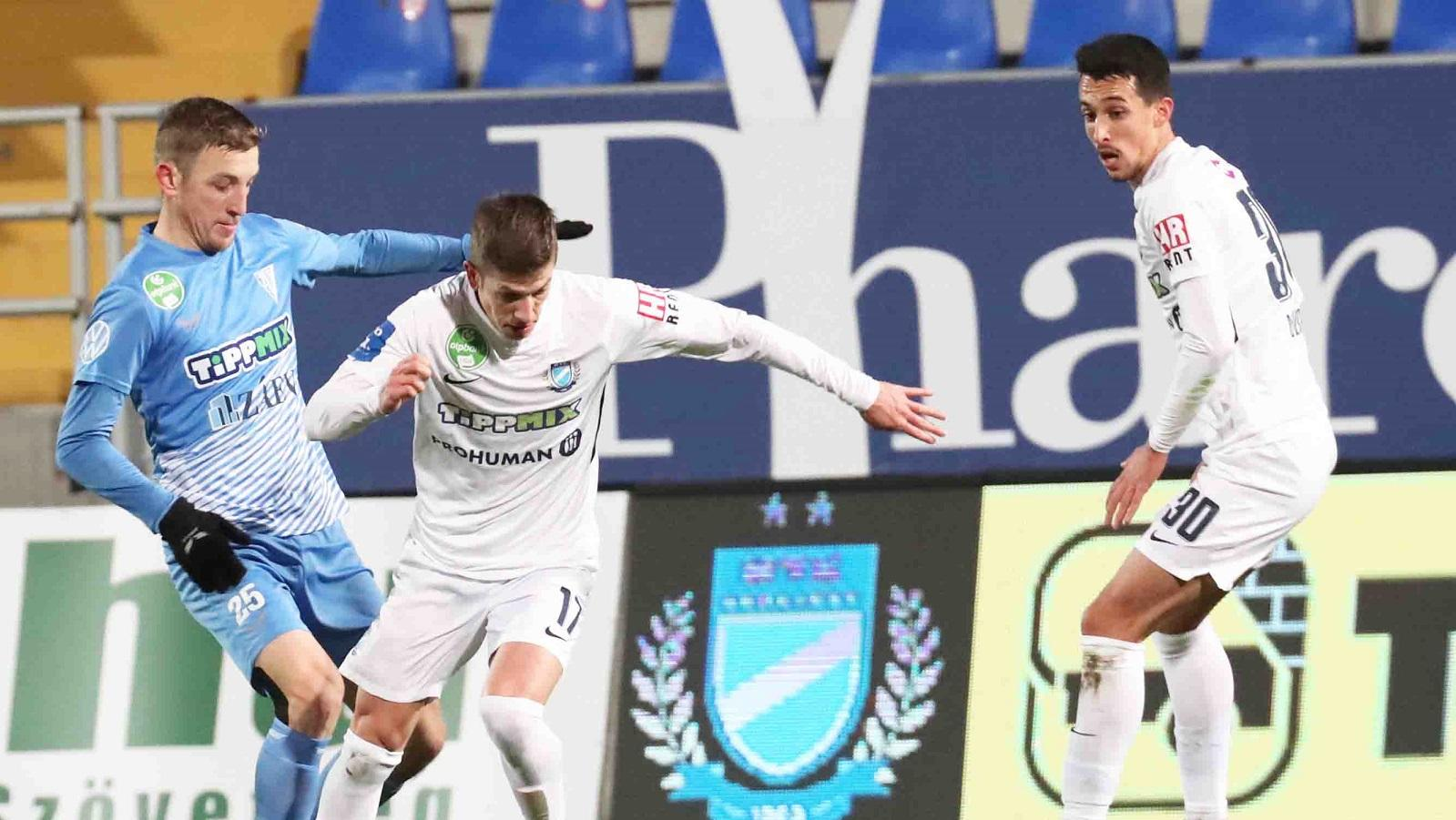 Képgaléria: ZTE FC - MTK Budapest 2-0 (2-0)