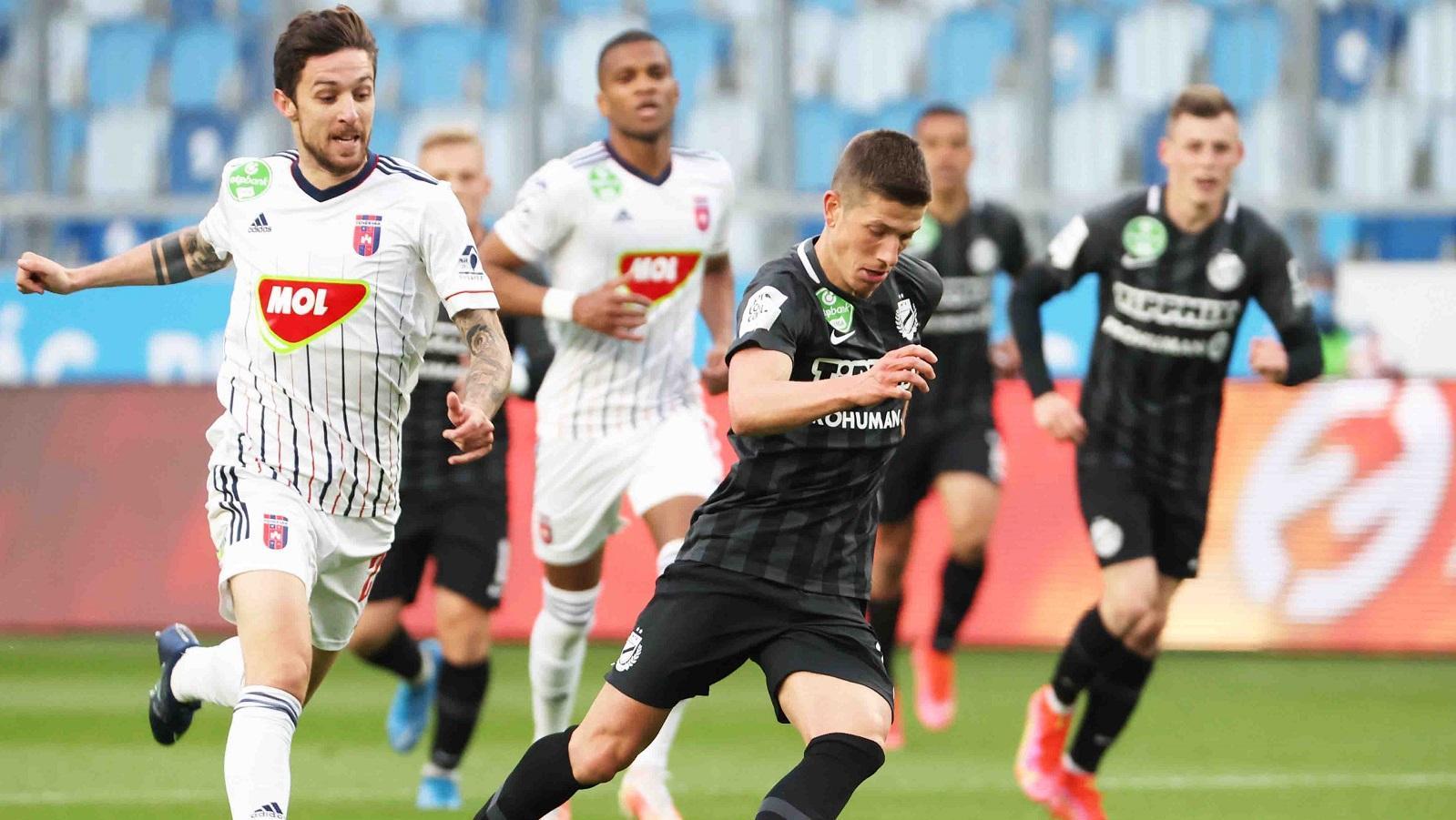 Képgaléria: MTK Budapest - MOL Fehérvár FC 1-2 (1-1)