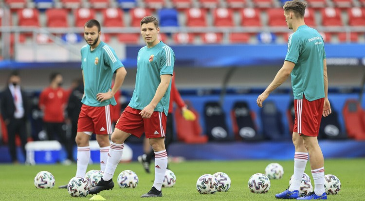 Az MTK adja a legtöbb játékost az U21-es válogatott keretébe