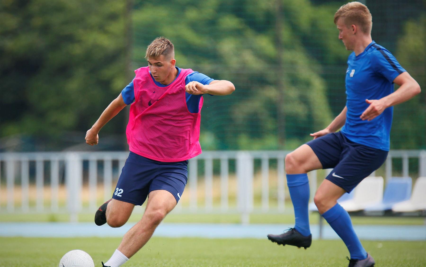 U19-es csapatunk Lipóton edzőtáborozik (videó)